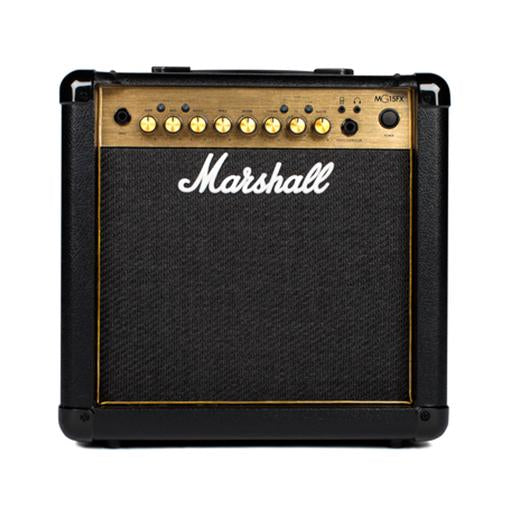 MARSHALL MG15GFX 15W GUITAR COMBO AMPLIFIER | Zoso Music