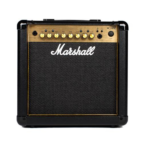 MARSHALL MG15GFX 15W GUITAR COMBO AMPLIFIER