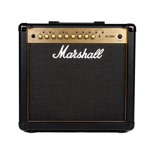 MARSHALL MG50GFX 50W GUITAR COMBO AMPLIFIER | Zoso Music