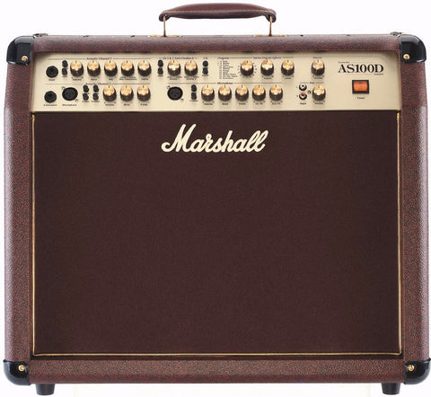 MARSHALL AS100D 100W COMBO ACOUSTIC AMPLIFIER | Zoso Music