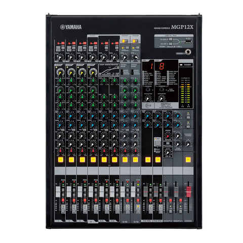 YAMAHA 12 CHANNEL MIXING DIGITAL/ANALOG CONSOLE