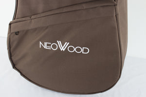 NEOWOOD ACOUSTIC DREADNOUGHT BAG GWB8, BROWN COLOR | Zoso Music