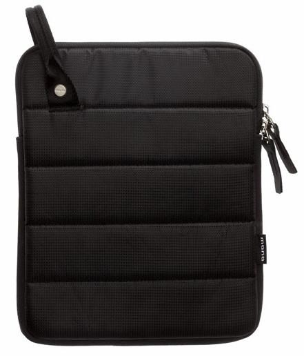 MONO LOOP IPAD CASE, BLACK