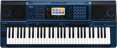 CASIO MZ-X500 PORTABLE KEYBOARD (MZ X500 / MZX500) | Zoso Music
