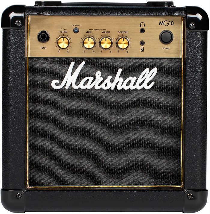 "MARSHALL MG10G GOLD SERIES 1x6.5"" GUITAR AMPLIFIER"