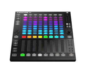 NATIVE INSTRUMENTS MASCHINE JAM PRODUCTION & PERFORMANCE GRID CONTROLLER | Zoso Music