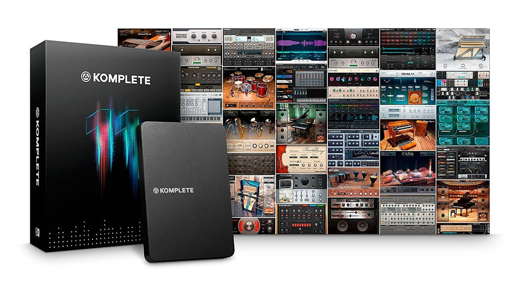 Where to get the cheapest NATIVE INSTRUMENTS KOMPLETE 11 - S.E.A Musician