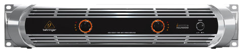 BEHRINGER NU-1000 POWER AMPLIFIER | Zoso Music