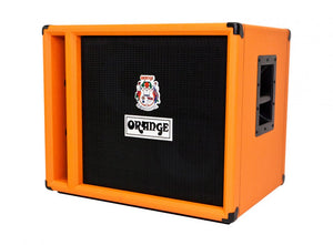 ORANGE OBC210 2X10 INCH SPEAKER CABINET 600-WATTS | Zoso Music