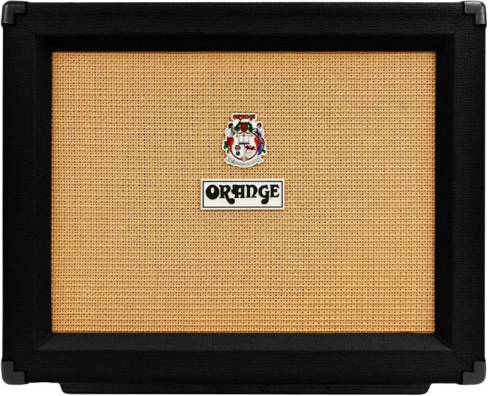 ORANGE PPC112 60-WATTS 1X12 GUITAR SPEAKER CABINET, BLACK