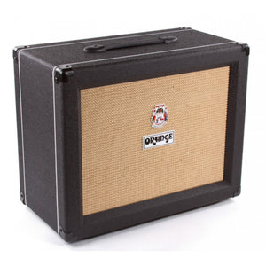 ORANGE PPC112 60-WATTS 1X12 GUITAR SPEAKER CABINET, BLACK | Zoso Music