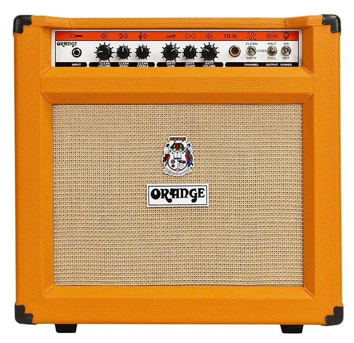 ORANGE THUNDER TH30C TWIN CHANNEL GUITAR AMPLIFIER COMBO