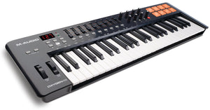 M-AUDIO OXYGEN 49  | 49-KEY USB/MIDI KEYBOARD | Zoso Music