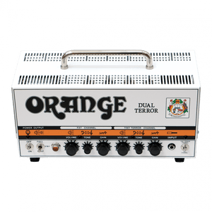 ORANGE DT30H DUAL TERROR 30-WATTS TWIN CHANNEL GUITAR HEAD | Zoso Music