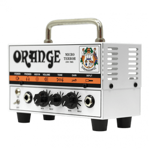 ORANGE MT20 MICRO TERROR 20W AMP HEAD | Zoso Music