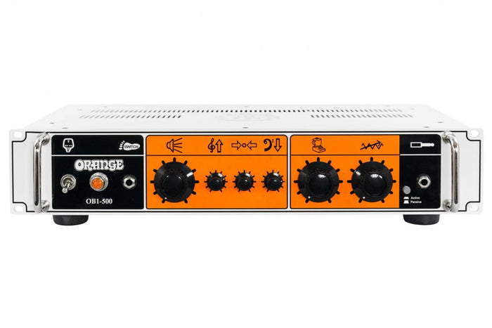 ORANGE OB1-500 BASS AMPLIFIER HEAD