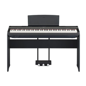 YAMAHA P-125 B 88 KEYS DIGITAL PIANO BLACK (P125 B/ P 125 B) FREE KEYBOARD BENCH