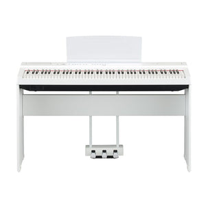 YAMAHA P-125 WH 88 KEYS DIGITAL PIANO WHITE (P125 WH / P 125 WH) FREE KEYBOARD BENCH PROMOTION PRICE!!!