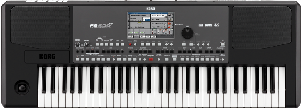 KORG PA600MY | Zoso Music