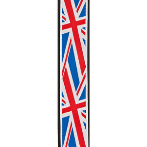 PLANET WAVES GUITAR STRAP, UNION JACK | Zoso Music