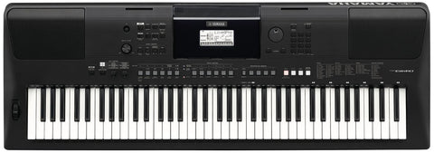 YAMAHA PSR-EW410 PORTABLE KEYBOARD (PSR EW410 / PSREW410)
