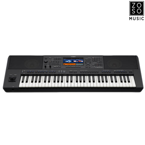 YAMAHA PSR-SX SERIES PSR-SX900 61-KEY ARRANGER WORKSTATIONS | Zoso Music
