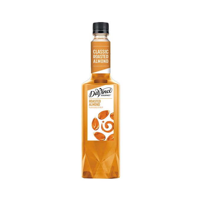 DAVINCI DVG ROASTED ALMOND FLAVOUR SYRUP 750ML