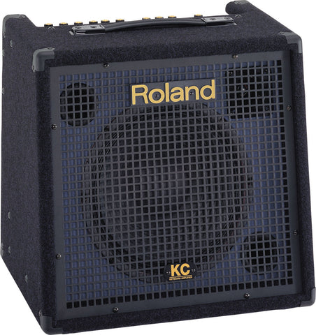 ROLAND KC-350 120-WATT 4-CHANNEL MIXING KEYBOARD AMPLIFIER | Zoso Music