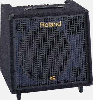 ROLAND KC-550 180-WATT 4-CHANNEL MIXING KEYBOARD AMPLIFIER | Zoso Music