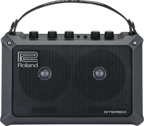 ROLAND MOBILE CUBE 5-WATT BATTERY-POWERED STEREO AMPLIFIER | Zoso Music