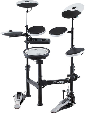 ROLAND TD-4KP V-DRUMS PORTABLE SERIES DIGITAL DRUMS | Zoso Music