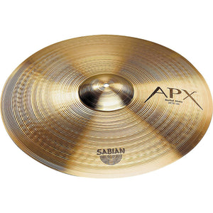 SABIAN 22-INCH APX SOLID RIDE CYMBAL | Zoso Music