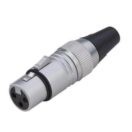 SOUNDKING XLR CONNECTOR SERIES (3P) FEMALE CA525