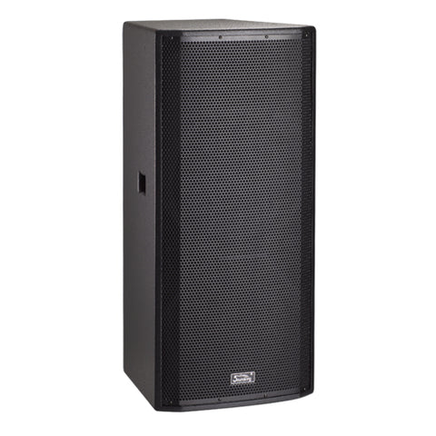 "SOUNDKING H215 2-Way 2 x 15"" Full Range Cabinet, 800W (PER UNIT) 