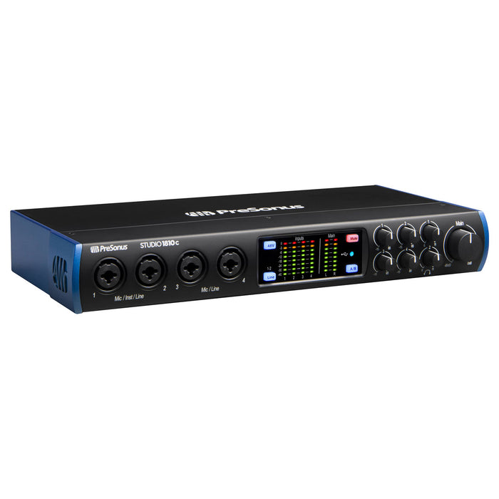 PRESONUS STUDIO 1810C USB C AUD INTERFACE 24BIT 18X8
