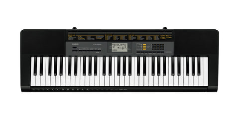 CASIO CTK-2500 PORTABLE KEYBOARD (CTK 2500 / CTK2500) | Zoso Music