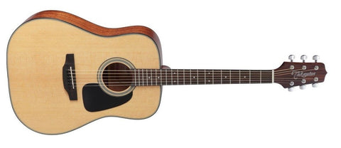 TAKAMINE D1D DREADNOUGHT ACOUSTIC GUITAR, NATURAL SATIN | Zoso Music
