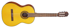 TAKAMINE GC1 CLASSICAL ACOUSTIC GUITAR, NATURAL | Zoso Music