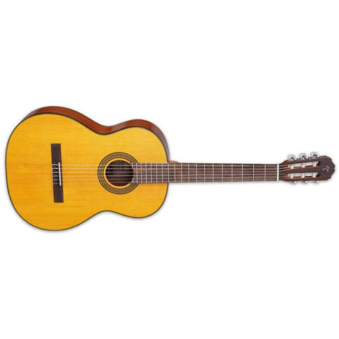 TAKAMINE GC3 NAT ACOUSTIC CLASSICAL GUITAR, NATURAL.