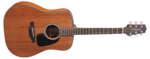 TAKAMINE GD11M NS DREADNOUGHT ACOUSTIC GUITAR, NATURAL SATIN | Zoso Music