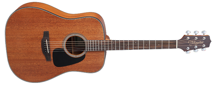TAKAMINE GD11M NS DREADNOUGHT ACOUSTIC GUITAR, NATURAL SATIN