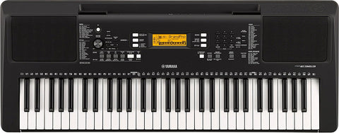 YAMAHA PSR-E363 61-KEY PORTABLE KEYBOARD | Zoso Music