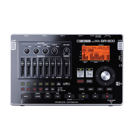 BOSS BR-800 DIGITAL RECORDER | Zoso Music