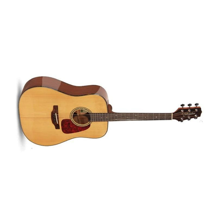 TAKAMINE D4D DREADNOUGHT ACOUSTIC GUITAR, NATURAL