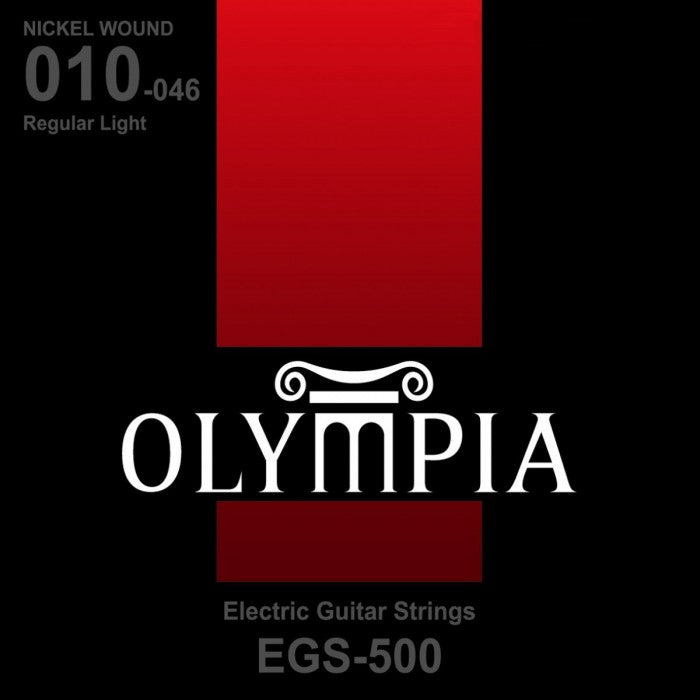 OLYMPIA EGS-500 NICKEL WOUND ELECTRIC GUITAR STRING 10-46