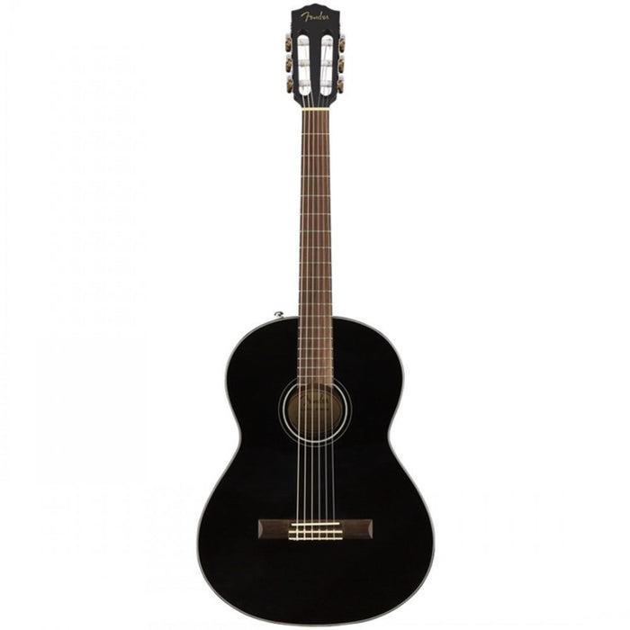 FENDER CN-60S CLASSIC CLASSICAL ACOUSTIC GUITAR, BLACK