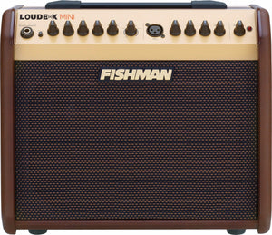 FISHMAN LOUDBOX MINI 60W ACOUSTIC AMPLIFIER | Zoso Music