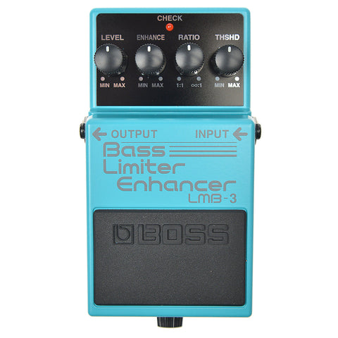 BOSS LMB-3 BASS LIMITER/ENCHANCER PEDAL | Zoso Music