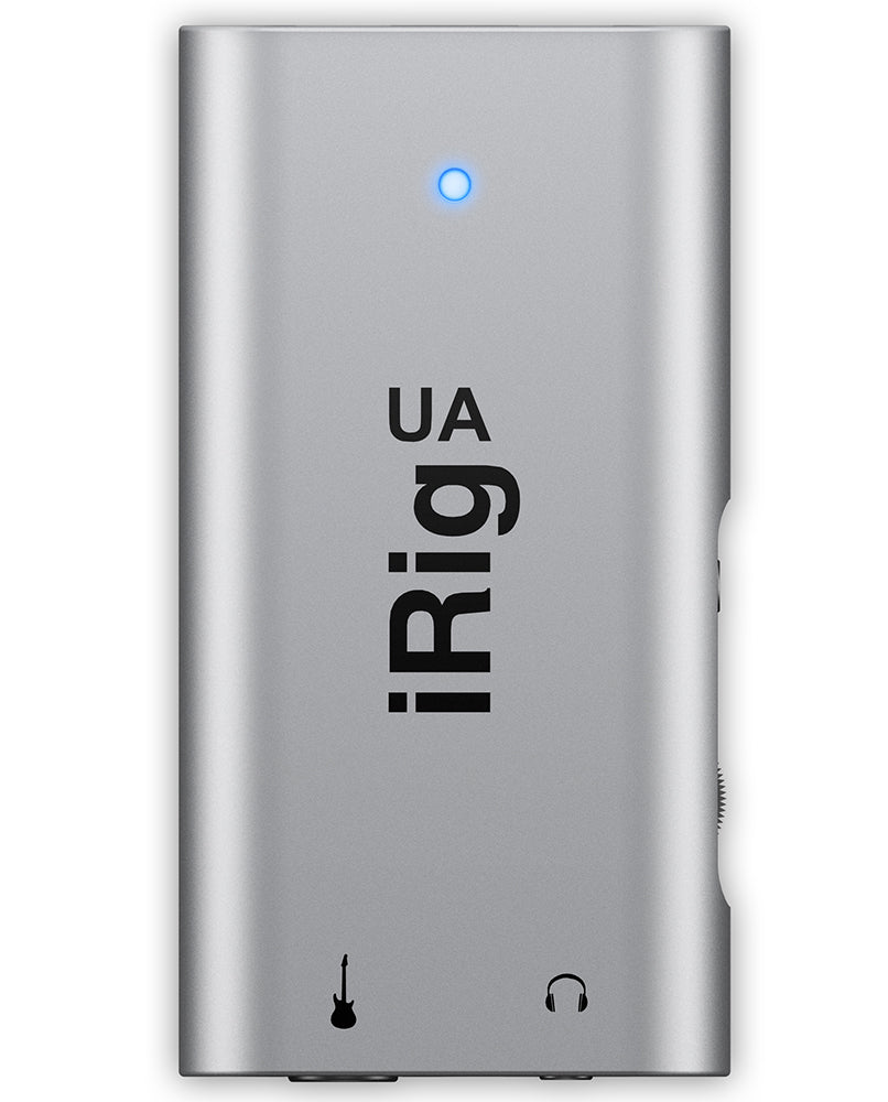 IK MULTIMEDIA iRIG UA | Zoso Music