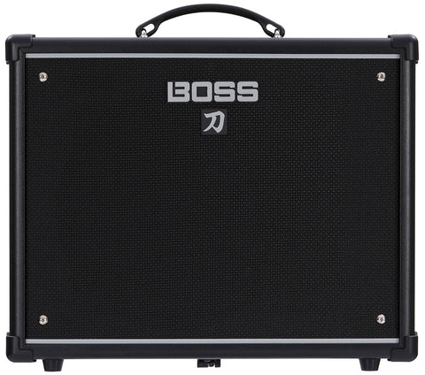 BOSS KATANA-50 MKII GUITAR AMPLIFIER | Zoso Music